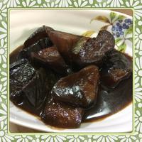 茄子の八丁味噌煮込み(レシピ付) - kajuの■今日のお料理・簡単レシピ■