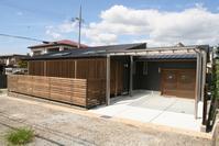 「平安光縁の家/幸田」 竣工しました - KANO空感設計のあすまい空感日記