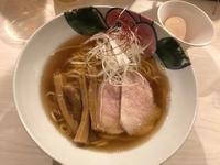 金沢(香林坊):Ramen & Bar ABRI(アブリ)「のどぐろ煮干し中華そば」 - ふりむけばスカタン