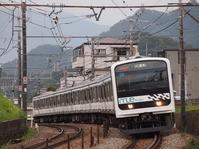 Mue-train、長野より出場回送 - 富士急行線に魅せられて…(更新休止中)
