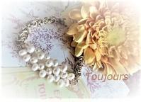 チェインメイルのブレスレット - Bijoux  du  Bonheur ~ビジュー ドゥ ボヌール~