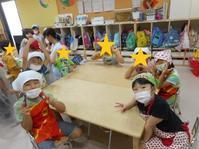 【千葉新田町園】9月クッキング - ルーチェ保育園ブログ  ● ルーチェのこと ●
