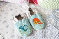 Jinwoodの魚モチーフがかわいい子供用室内履き☆ - ドイツより、素敵なものに囲まれて②