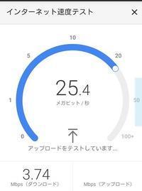 Google検索でスピードテスト! - MUTSUぼっくり