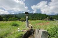 葛城 番水の時計と長閑な道 - ぶらり記録(写真) 奈良・大阪・・・