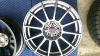 215/50R17持ち込み組み込みスタッドレス - GARAGE-Komatech 宮城県黒川郡 格安タイヤ組み換え、タイヤ交換