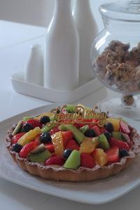 Happy Birthday - イトティン日記 -from Italy-