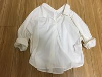 「ROPE」で上品な白シャツを☆ - ∞ しあわせノート ∞