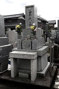秋のお彼岸 墓参り - Ro-menが好き!