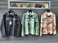MILITARY JACKET - WEEDS STAFF blog