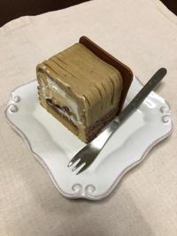 ヴォワイヤージュ・マロン - 庶民のショボい食卓