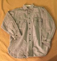 アメリカ仕入れ情報#58 30−40s 肘当て付き Plgrim wool flannel shirts! - ショウザンビル mecca BLOG!!