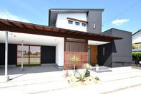 [施工写真公開]大島町のガレージハウス - 桂建設の日々ブログ