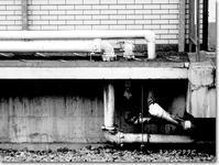 【つ】突き抜け配管:つきぬけはいかん - ネコニ☆マタタビ