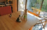 9月の休日朝の風景とうりの奈良漬けの今 - グルグルつばめ食堂