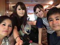 夏休み家族旅行@湯西川-安達太良-(2) - colorful sunny cafe roadster
