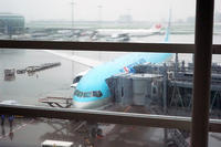 KE2708便と2709便の機内食 サクララウンジとKALラウンジ 2017年8月 ソウルの旅(1) - ピンホール写真 Pinhole Photography 旅(非日常)と日常(現実)を行きつ戻りつ