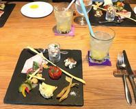 558、  Barba  Bianca - KRRK mama@福岡 の外食日記