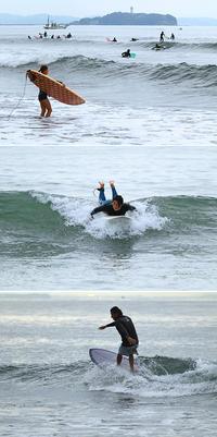 2017/09/24(SUN) メローな波でサーフィン出来ます。 - SURF RESEARCH