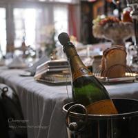 Champagne…☆ - ぽとすのくずかご