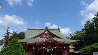 青空と笠間稲荷神社♪ - 50代・・自分らしい理想の暮らしを求めて♪