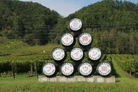 十勝の秋を満喫ドライブです。ワイン畑、ハナックなどなど - ワイン好きの料理おたく 雑記帳