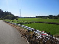利根川自転車道で前橋ポタ 1 - じてんしゃでグルメ!  2