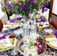 テーブルコーディネイト講座初級編第2回食卓史 - Table & Styling blog