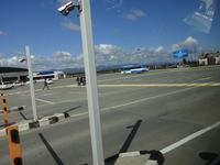 サハリン周遊13 【ユジノサハリンスク空港を経ち、2時間弱で帰国】 - RÖUTE・G DRIVE AFTER DEATH