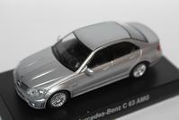 1/64 Kyosho Mercedes-Benz C63 AMG - 1/87 SCHUCO & 1/64 KYOSHO ミニカーコレクション byまさーる