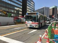 西鉄バス(博多駅前→マリノアシティ福岡) - 日本毛細血管