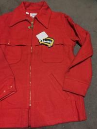 アメリカ仕入れ情報#64 デッドストック発見3780s Woolrich Wool Hunting jacket!! - ショウザンビル mecca BLOG!!