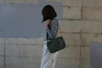 第3980回 お休みとカーキのバッグ。 - NEEDLE&THREAD Meji / NO.2