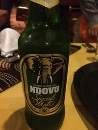 東アフリカ料理その一 - せっかく行く海外旅行のために
