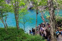 """074長白山の麓にあるエメラルドグリーンの湖沼 - ニッポンのインバウンド""""参与観察""""日誌"""