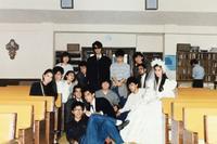 1984年11月4日(日)新月祭での自主映画 撮影風景 2/2 - あどばた会議