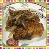 カジキマグロと玉ねぎの照焼き(レシピ付) - kajuの■今日のお料理・簡単レシピ■