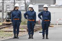 JR立川駅 自衛消防隊 - 立川は Ecoutezbien  えくてびあん