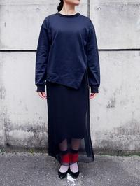 Olta design garments レイヤードワンピース - suifu