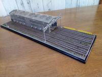 Nジオラマ新作、「電車区の風景C」 - e-stationショップブログ