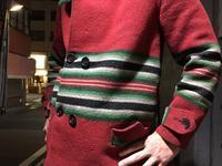 神戸店9/27(水)冬ヴィンテージ入荷! #7 1930's Blanket Coat!Sweater,Wool Shirt!!! - magnets vintage clothing コダワリがある大人の為に。