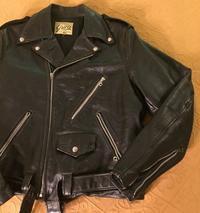 アメリカ仕入れ情報#67 50s〜GRAIS STEER HIDE RIDERS JKT! - ショウザンビル mecca BLOG!!