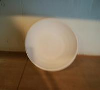 お皿だよ。 - 陶芸教室 なすびの花