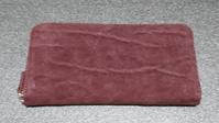 苦情にどう対応してくれるかで今後が変わる『東京クロコダイル』エレファントラウンドファスナー長財布 - ぶらりぶらぶら物語