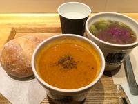 そろそろスープの季節? - 一獣三菜