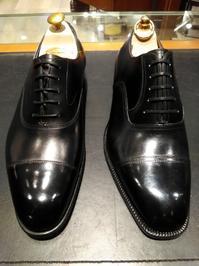 最高級紳士靴対決「Stefano Bemer」VS「Edward Green」どちらが良い靴か? - シューケアマイスター靴磨き工房 銀座三越店