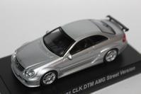 1/64 Kyosho Mercedes-Benz CLK DTM AMG Street Version - 1/87 SCHUCO & 1/64 KYOSHO ミニカーコレクション byまさーる