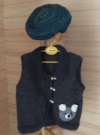 maryさんのこどもニット - 帽子工房 布布