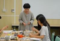 FU-kO(美濃羽まゆみ)さんの小さなくふう1DAYレッスン -  ヴォーグ学園名古屋校ブログ  ~Happy Life With Handmade~