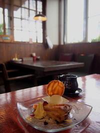キャベツと明太子のクリームパスタ:ポザピアーノ(五所川原市) - 津軽ジェンヌのcafe日記